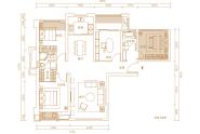 中骏悦景府B户型-126㎡ 4室2厅2卫1厨