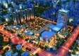 新业城市广场效果图
