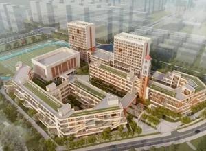 新增2400个学位!晋江一中这个新校区计划2022年秋季招生!