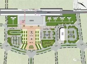 总投资超8亿!泉港高铁站前广场、道路即将┈