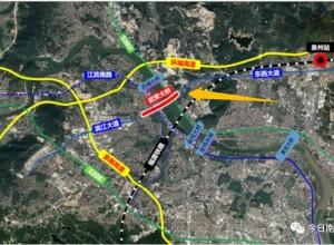 中标价约6.7亿!南安市武荣大桥项目顺利┈